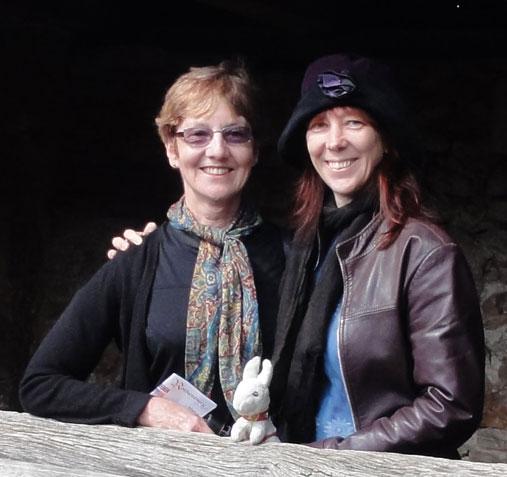 Ruth & Helen, Rothenburg ob der Tauber