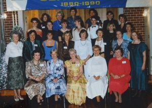 OUSA 100th anniversary, 1990