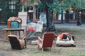 Starving Scarfie Shantytown, OUSA, 1990